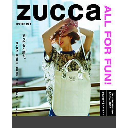 ZUCCa 2018年春夏号 画像