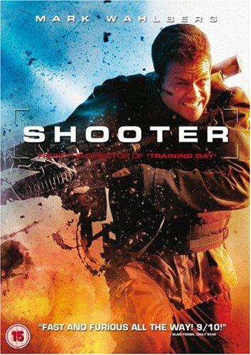 Shooter - Movie DVD Custom Covers - 753Shooter CyberClown Custom 2 ...
