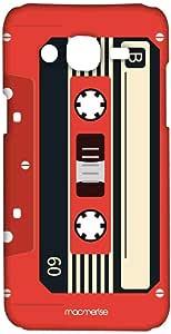 حافظة مامريسي كاسيت الحمراء سبلايم لسامسونج On5
