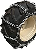 TireChain.com Heavy Duty, 4-link Lawn and Garden Tire Chains, Priced per pair. 8 X 15, 25 X 8.5 X 14, 27 X 8.50 X 15