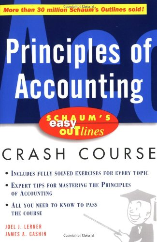 Schaum's Easy Outline of Accounting (Schaum's Easy Outlines)