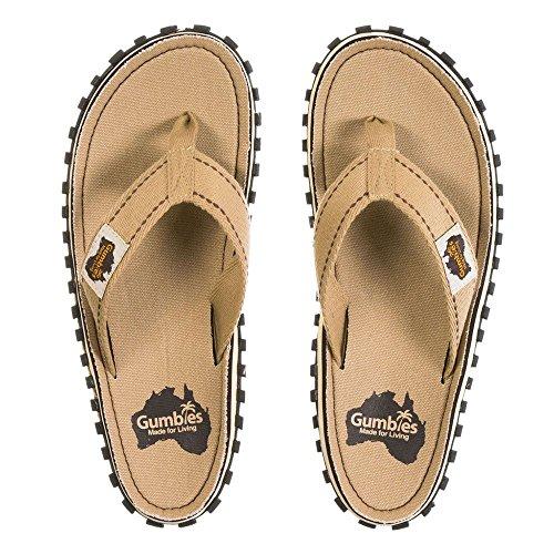 Sand Übergrößen Blau Gumbies Damen Schuhe Rosa Zehentrenner in 0YnnqUxz