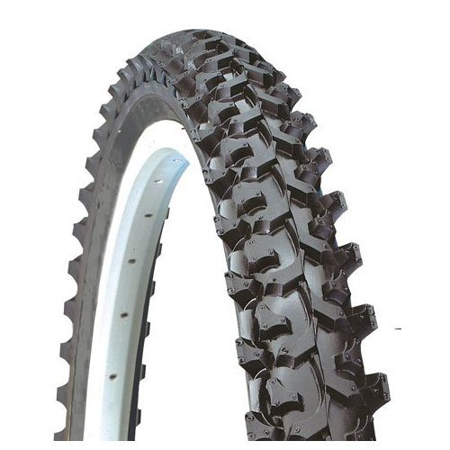 Kenda Tires: The Aggressive-Style 26x2.10 Inch Blackskin Tire
