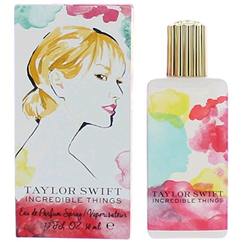 Taylor Swift Incredible Things Eau de Parfum Spray, 1.7 - Beauty Taylor Swift
