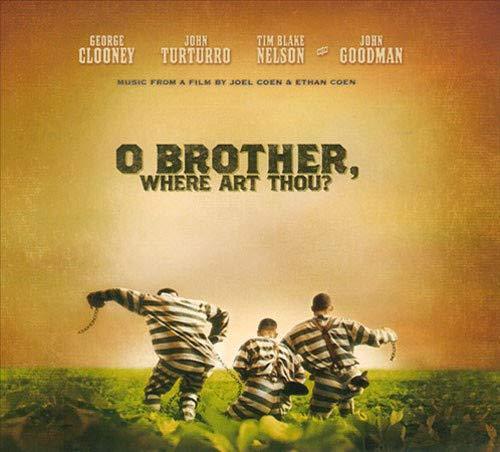 Various Artists - O Brother, Where Art Thou? [Original Soundtrack] (CD/ECD/LP)