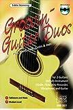Groovin Guitar Duos, m. Audio-CD (Noten-und-Tabulatur-Ausgabe)(AMB 3031)
