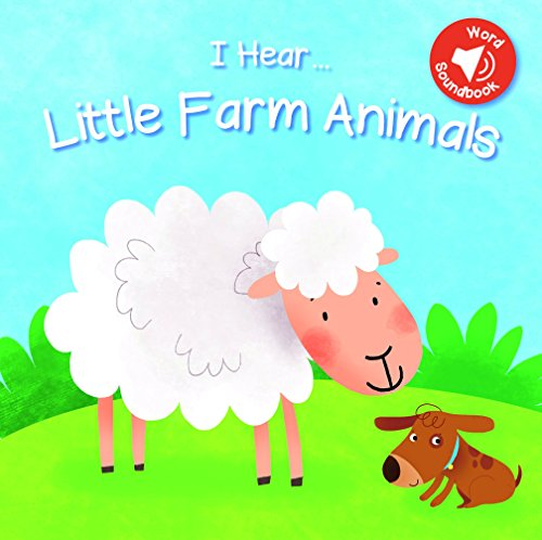 I Hear Little Farm Animals Sound Book by Yoyo Books (5-Feb-2015) Board book