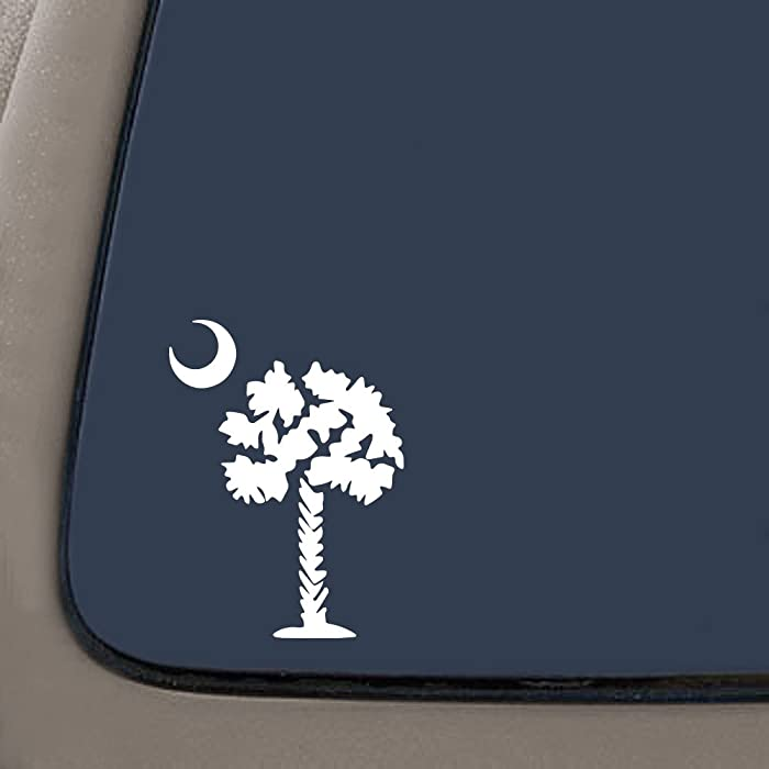 The Best South Carolina Decal For Laptop