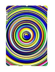 GBxWtnT71lmFNg Letteredor Hypnotized Durable Ipad 2/3/4 Tpu Flexible Soft Case