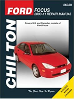 Ford focus 2000 2011 repair manual haynes repair manual haynes chilton automotive repair manual for ford focus 2000 11 26330 fandeluxe Images