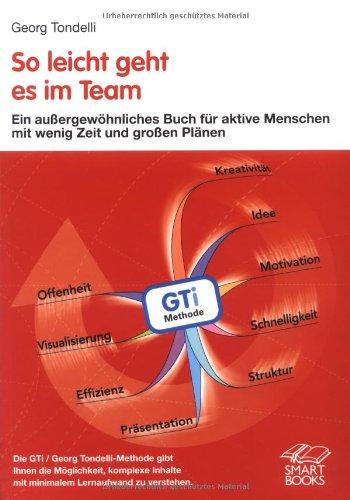 So leicht geht es im Team: Die GTi/Georg Tondelli-Methode