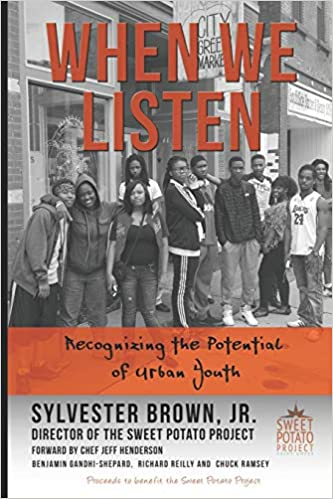 When We Listen: Recognizing the Potential of Urban Youth: Mr