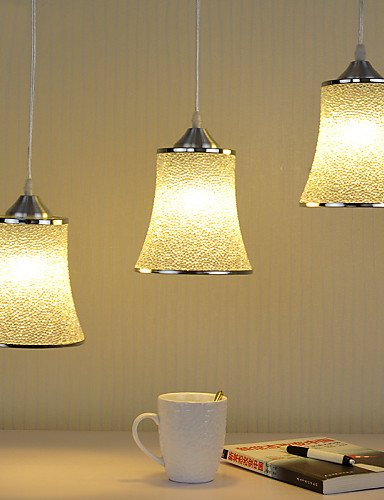 LINA@ Max 60W Modern Style pendant lights/ Resin Shade Cafe/Restaurant/Game Room/Cloths shop Chandelier , 110-120v-YS