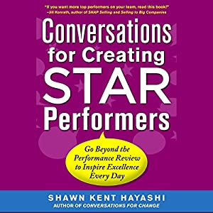 Conversations for Creating Star Performers Audiobook