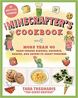 Recipe pdf minecraft book