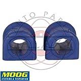 #2: Moog New Front Sway Bar Bushings Pair For Dodge Ram 1500 2500 3500 1999-09