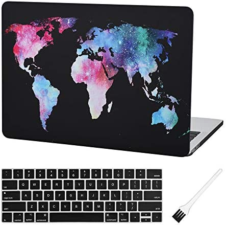 MacBook Protective Silicone Keyboard Pattern Black product image