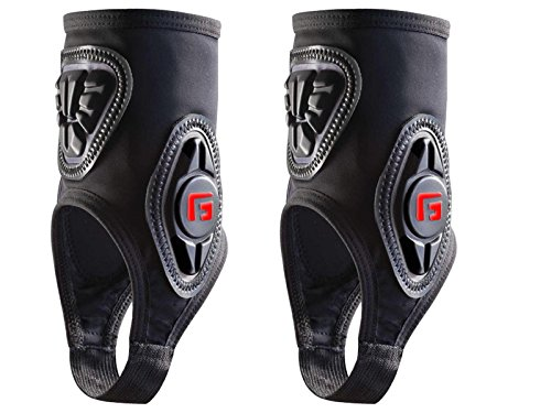 G-Form Pro-X Ankle Guard, Black, (Ankle Protection)