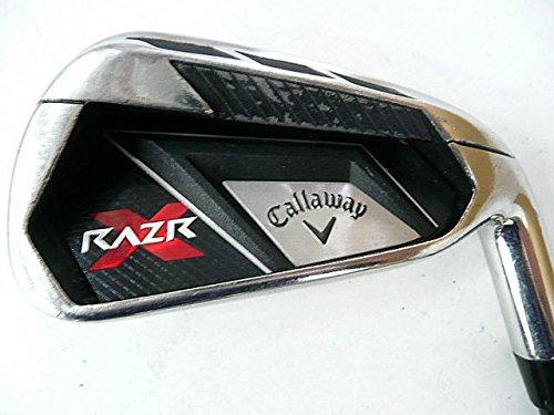 キャロウェイ アイアンセット RAZR(レイザー) X アイアン (日本仕様) RAZR X SERIES 60i
