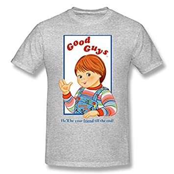 Amazon.com: WEKIPP Chucky Camiseta Niño S Play Good Guys ...