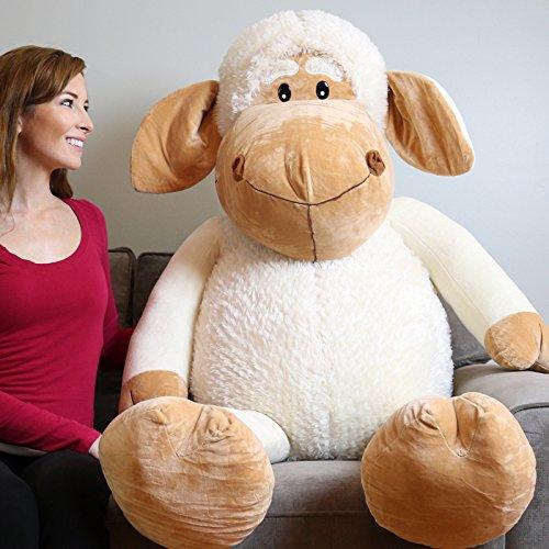 Yesbears 5 Feet Giant Sheep ( SUPER CUTE ) (Super Sheep compare prices)
