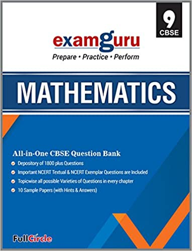 Examguru All In One CBSE Chapterwise Question Bank for Class