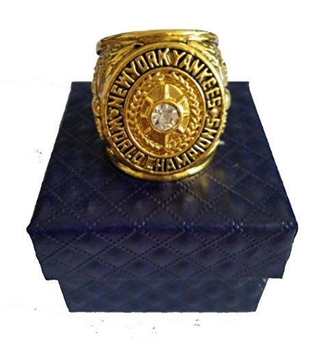 YIYICOOL NY 1927 Yankees Championship Ring size 11 With carton