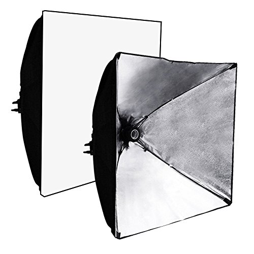Soft Studio Lighting Kit: LimoStudio 700W Photography Softbox Light Lighting Kit