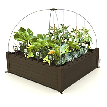 Keter Hochbeet Kunststoff Amazon De Garten