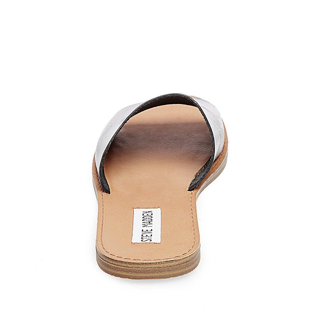 Steve Madden Womens Grace Flat Sandal