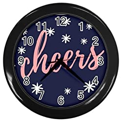 Dhana Bhogya Wall Clock with special design modern design for home living room