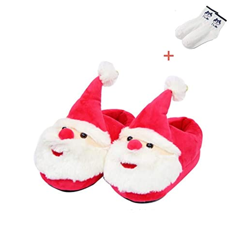 6a92308d238 Winter Plush Slippers