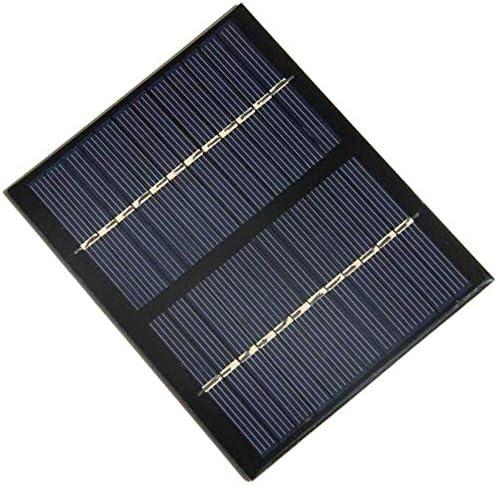 ZSPSHOP 12 V 1 5 W Solarpanel Polykristallines Silizium-Batterielademodul