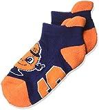 Donegal Bay NCAA Syracuse Orange Youth Footie Socks, Blue, 3-5 Years