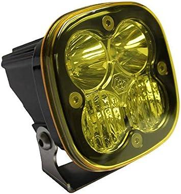 BAJA DESIGNS 490013 Squadron Pro Amber LED Driving//Combo,