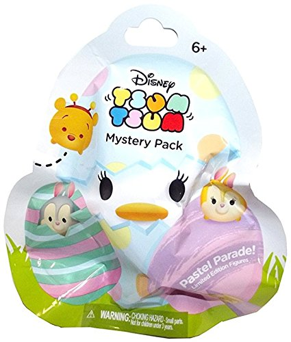 Disney Tsum Tsum Pastel Parade Blind Bags Collectible Figure