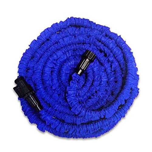 A KLAREN Garden Hose, Expandable Garden Hose, 76ft Expanding Garden Hose Lightweight Durable Heavy Duty Flexible Pressure Washer Water Hose for Car Wash Cleaning Watering Lawn Garden Plants'