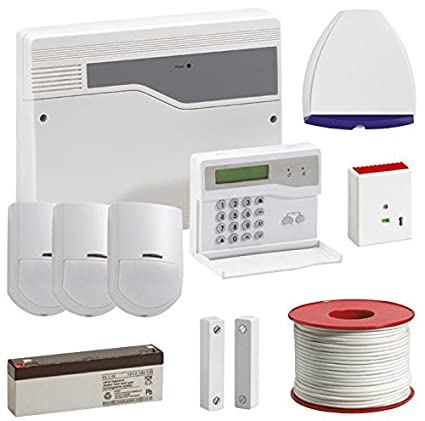 HONEYWELL seguridad 8ep407n sunsprite - KIT de alarma ...