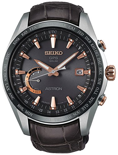 SEIKO ASTRON Men's watches SSE095J1
