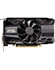 EVGA GeForce RTX 2060 XC Black Edition Gaming, 6GB GDDR6, HDB Fan Graphics Card 06G-P4-2061-KR