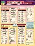Latin Verbs: Conjugations (Quick Study Academic) (English and Latin Edition)