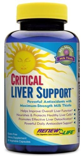 Renew Life critique Liver Support, 90-Count