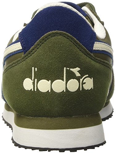 olivine Diadora Para De run Blue estate Verde Hombre K whisper Zapatillas Ii Deporte Wh UYrFxqUzw
