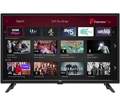 JVC LT-32C600 32″ Smart HD Ready LED TV