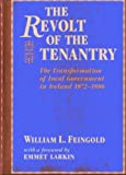 img - for The Revolt of the Tenantry: The Transformation of Local Government by William L. Feingold (1984-12-31) book / textbook / text book