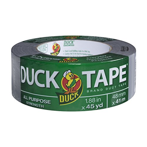 Duck Brand 394468 All-Purpose Duct Tape, 1.88 Inches by 45 Y