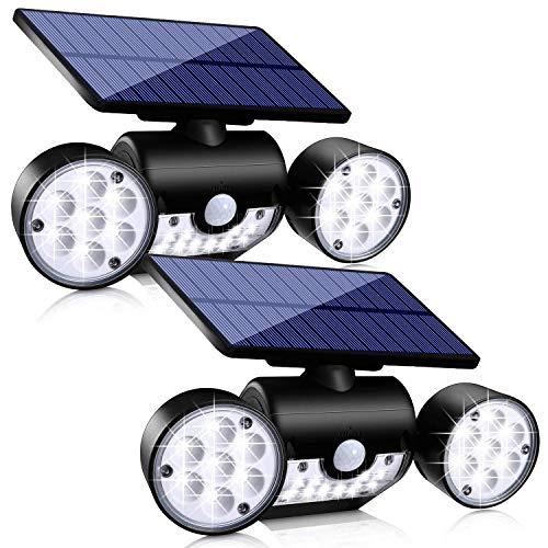 Outdoor Solar Lights Ollivage