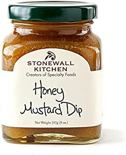 product image for Stonewall Kitchen Honey Mustard Dip, 9 Ounces
