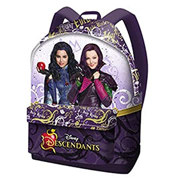 Descendientes DISNEY-Maletín y mochila 2 descendentes 41 cm: Amazon.es: Equipaje