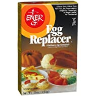 Vegan Egg Replacer 16 Ounces (12 Boxes)